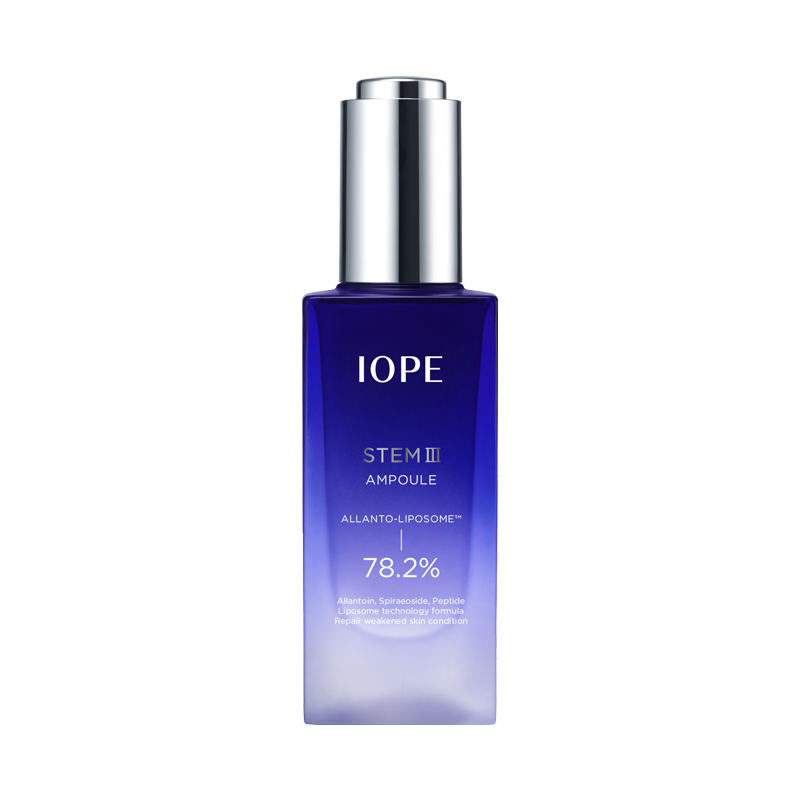 Iope Stem 3 III Ampoule 50ml 1.7Oz, , IOPE, KOREASTAGRAM- KOREASTAGRAM  |  BEAUTY IS IN OUR DNA
