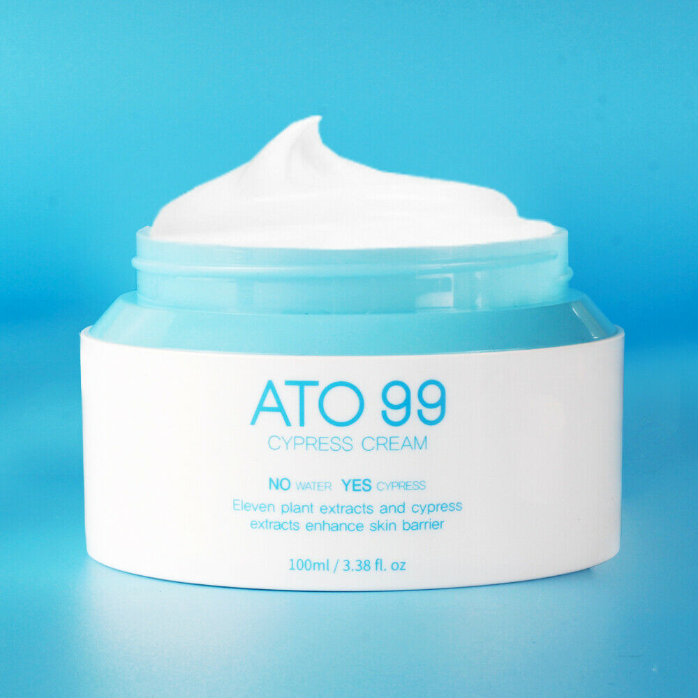 ATO99 Cypress Cream 3.38oz 100ml for Sensitive Atopic Skin, , ATO99, KOREASTAGRAM- KOREASTAGRAM  |  BEAUTY IS IN OUR DNA