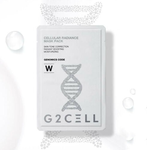 G2CELL Cellular Radiance Line Mask Pack Facial Mask 30g 1Oz × 5ea, , G2CELL, KOREASTAGRAM- KOREASTAGRAM  |  BEAUTY IS IN OUR DNA