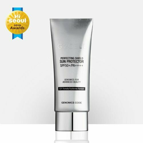 G2CELL Perfecting Shield Sun Protector SPF50+ PA++++ 50ml 1.7Oz Sunscreen, , G2CELL, KOREASTAGRAM- KOREASTAGRAM  |  BEAUTY IS IN OUR DNA