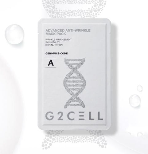 G2CELL Advanced Anti-Wrinkle Line Mask Pack Facial Mask 30g 1Oz × 5ea, , G2CELL, KOREASTAGRAM- KOREASTAGRAM  |  BEAUTY IS IN OUR DNA