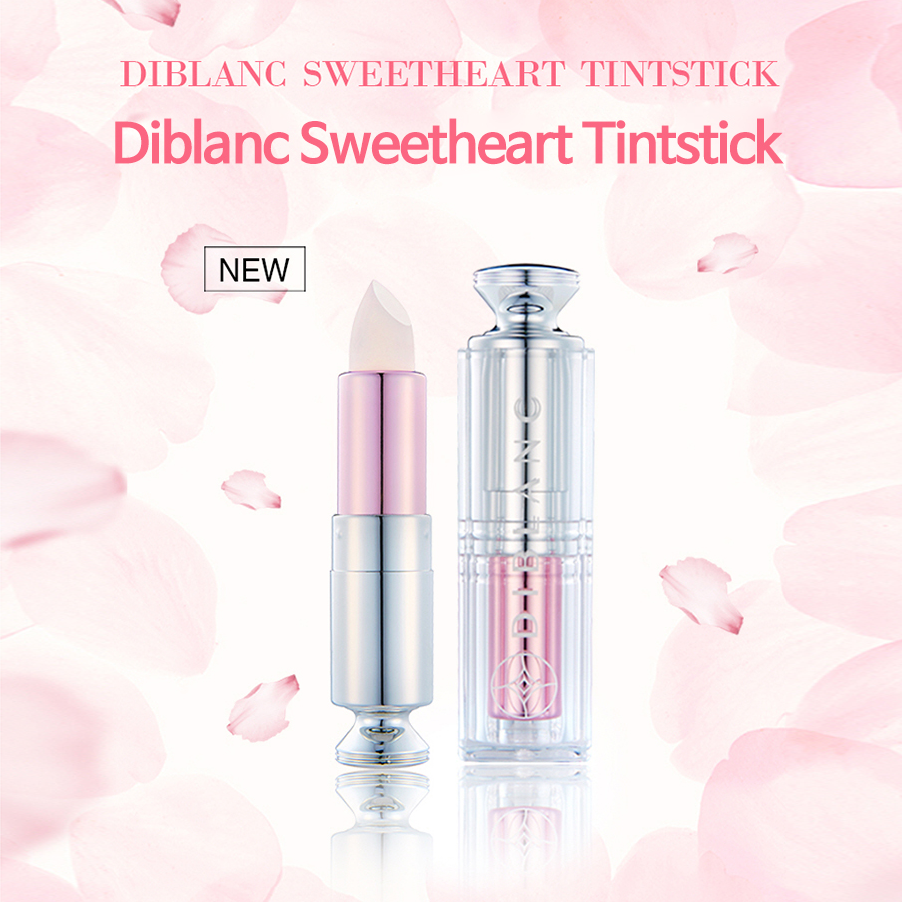 DIBLANC Sweetheart Tintstick 0.1oz / 3g Moisture Long Lasting Lip Tint, , DIBLANC, KOREASTAGRAM- KOREASTAGRAM  |  BEAUTY IS IN OUR DNA