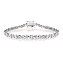 Load image into Gallery viewer, GRADUATED TENNIS BRACELET
