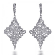 Load image into Gallery viewer, LACE DROP EARRINGS