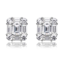 Load image into Gallery viewer, DIANA STUD EARRINGS