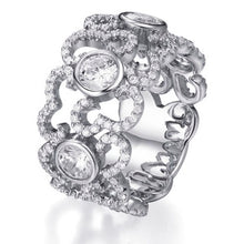 Load image into Gallery viewer, PAVE BAND RING