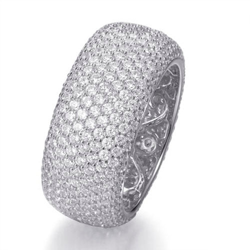 DESTINY ROLLED BAND RING