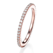 Load image into Gallery viewer, OLIVIA ETERNITY RING