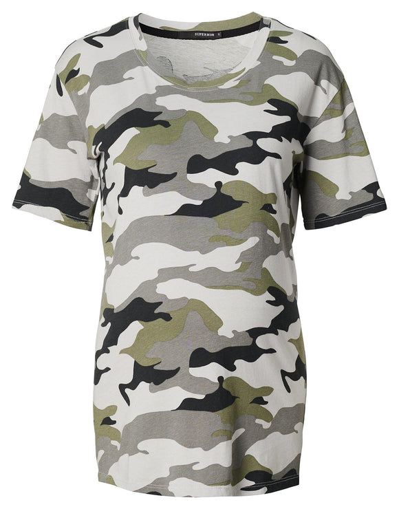 Vente t-shirt Army - mamalux