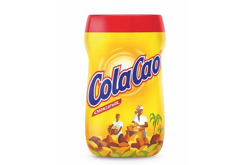 ColaCao (Hot Chocolate Drink)