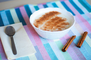 Rice Pudding*  Arroz con leche