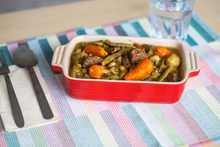 Load image into Gallery viewer, Vegetable Stew  ( v / with meat)