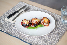 Load image into Gallery viewer, Aubergines Parmigiana (v)