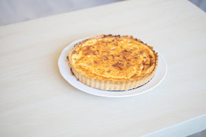 Quiche (6 pax)* Lorraine or Vegetable