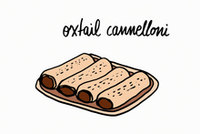 Load image into Gallery viewer, Oxtail cannelloni