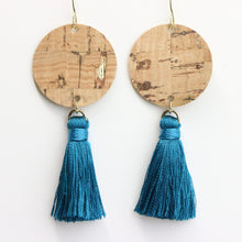 Load image into Gallery viewer, SERENA SILK TASSEL
