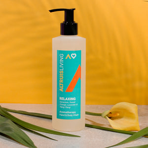 Relaxing Aromatherapy Hand & Body Wash - Hand & Body Wash - Altruis Living