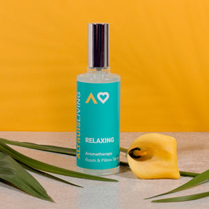 Relaxing Aromatherapy Room & Pillow Spray - Room & Pillow Spray - Altruis Living