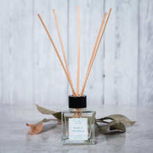 Load image into Gallery viewer, Bamboo & Olive Blossom Natural Rattan Reed Diffuser 100ml - Reed Diffuser - Rituals Home