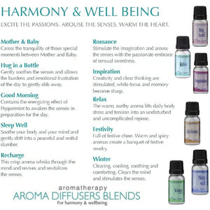 Eve Taylor Good Morning Aromatherapy Diffuser Blend - Aromatherapy Diffuser Blend - Rituals Home