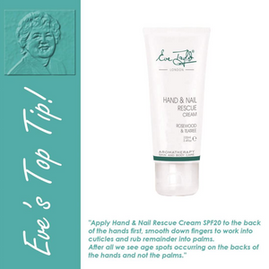 Eve Taylor Hand & Nail Rescue Cream SPF20 - Hand & Body Lotion - Altruis Living