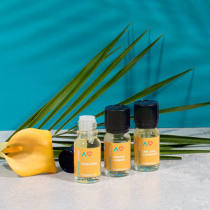 Lime, Basil & Mandarin Fragrance Oil - Fragrance Oil - Altruis Living