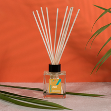 Load image into Gallery viewer, Limeleaf & Ginger Reed Diffuser 100ml - Reed Diffuser - Altruis Living