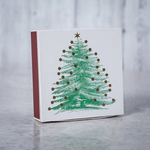 Luxury Long Matches in designer box Christmas Tree design (Christmas Collection) - Candle Tools - Rituals Home