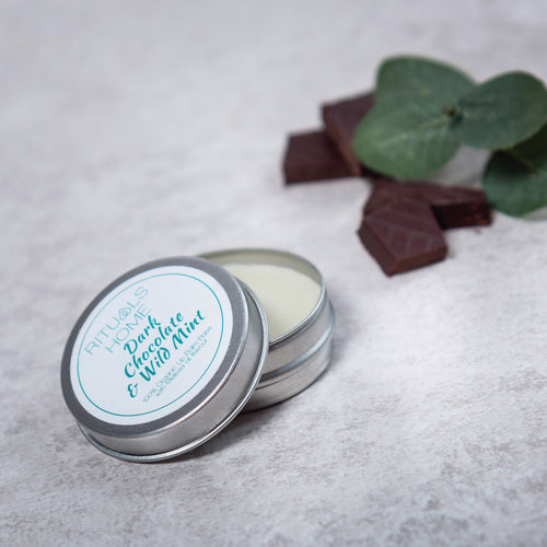 Natural Lip Balm Dark Chocolate & Wild Mint - Lip Balm - Rituals Home