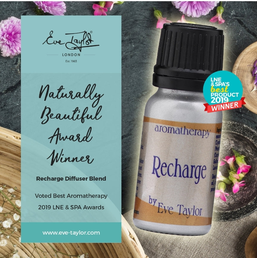 Eve Taylor Recharge Essential Oil Blend - Essential Oil Blend - Altruis Living