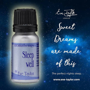 Eve Taylor Sleep Well Essential Oil Blend - Essential Oil Blend - Altruis Living