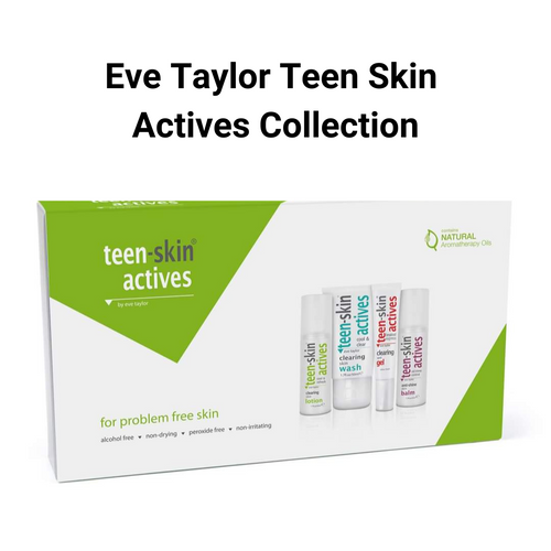 Eve Taylor Teen Skin Actives Collection