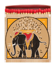 Load image into Gallery viewer, Luxury Long Matches in designer box Elephant design - Candle Tools - Altruis Living