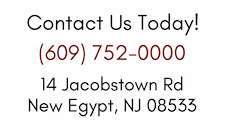 Contact Us - 609-752-0000 - 14 Jacobstown Road, New Egypt, NJ 08533