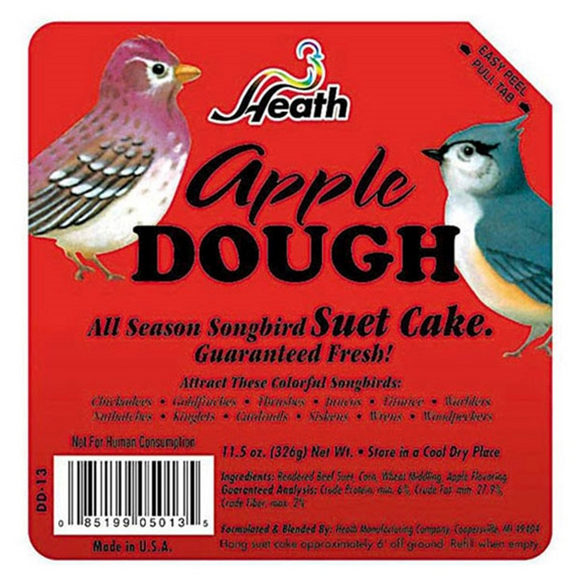 HEATH APPLE DOUGH SUET CAKE