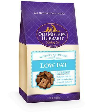 Old Mother Hubbard Crunchy natural Low Fat Recipe Biscuits