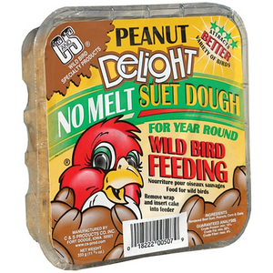 C&S PEANUT DELIGHT NO MELT SUET