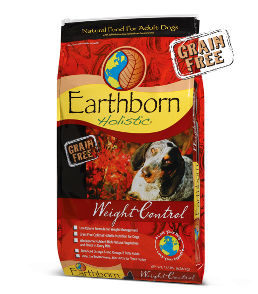 Earthborn Holistic® Grain Free Weight Control Dry Dog Food