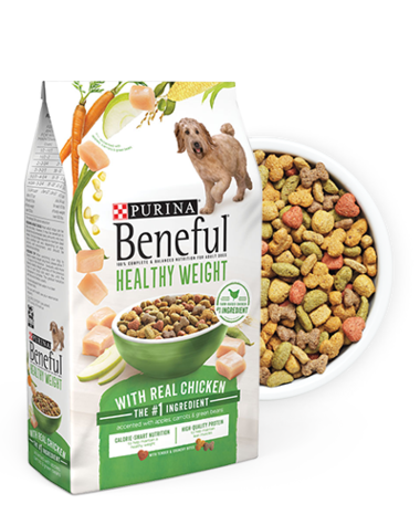 Beneful Healthy Weight With Real Chicken Dry Food