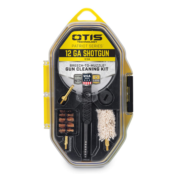 Otis 12 GA. PATRIOT SERIES® SHOTGUN CLEANING KIT