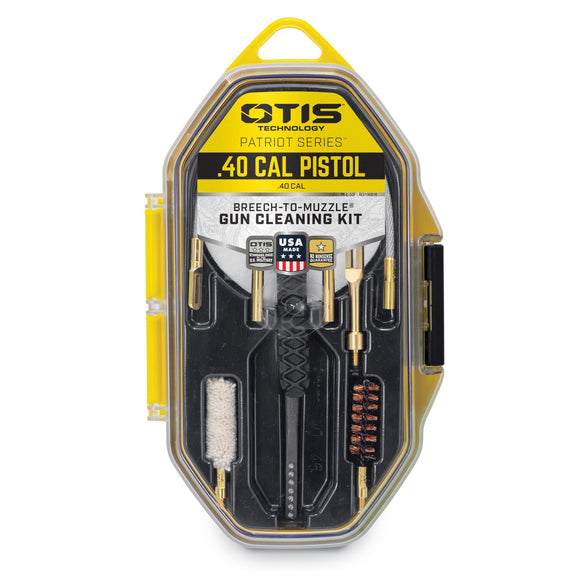 Otis .40 CAL PATRIOT SERIES® PISTOL CLEANING KIT