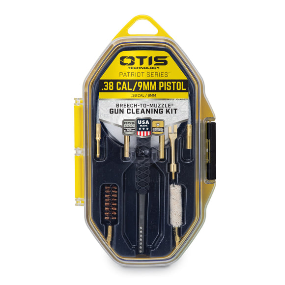 Otis 9MM PATRIOT SERIES® PISTOL CLEANING KIT