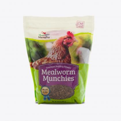 MannaPro Mealworm Munchies®