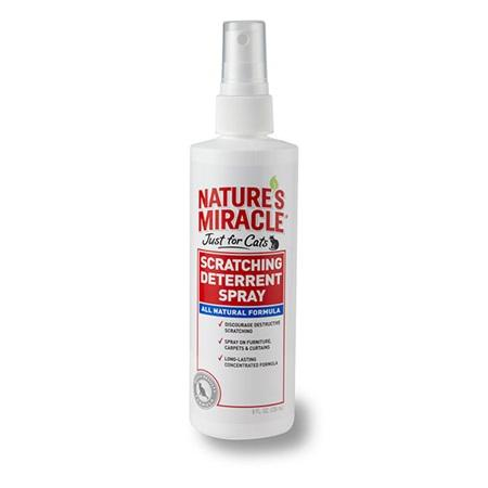 Nature's Miracle Scratching Deterrent Spray - Just for Cats