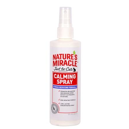 Nature's Miracle Calming Spray - Just for Cats
