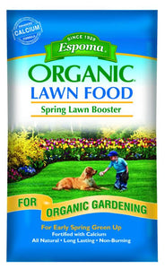 Espoma Organic Spring Lawn Booster
