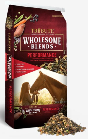 TRIBUTE WHOLESOME BLEND PERFORMANCE