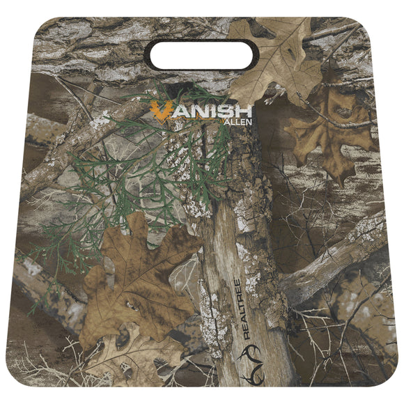 ALLEN VANISH CAMO FOAM CUSHION, 13IN X 14IN X 2IN – REALTREE EDGE