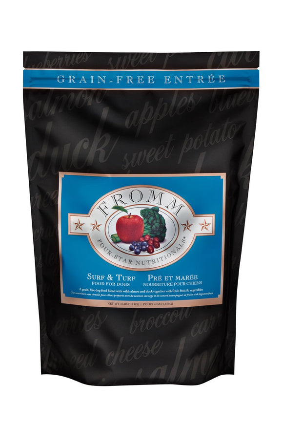 Fromm Four Star Surf & Turf Dry Dog Food