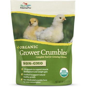 Organic Chick Grower 10lbs